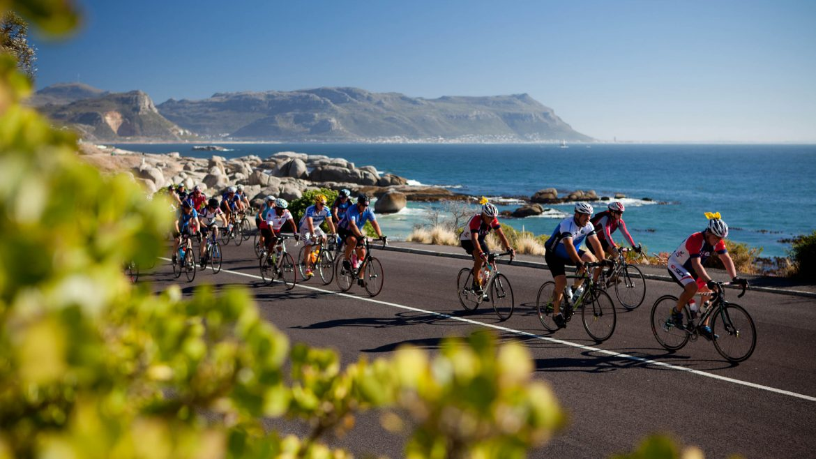 Cape Town Cycle Tour Sponsorship