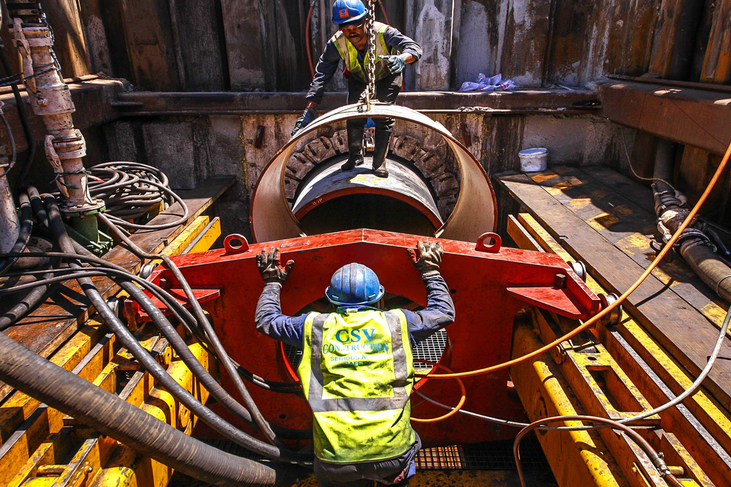 Microtunneling & Shoring